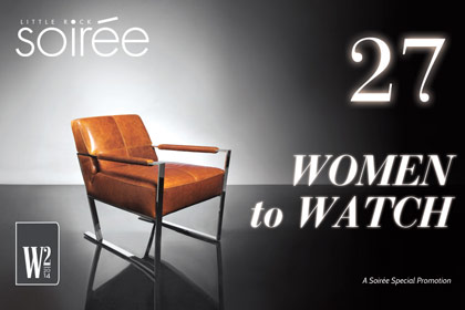 Read Why Donna Terrell Was Chosen As A Woman To Watch in Soire' Magazine